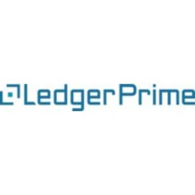 LedgerPrime logo